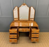 Burr Walnut Dressing Table (2 of 20)