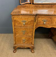 Burr Walnut Dressing Table (6 of 20)