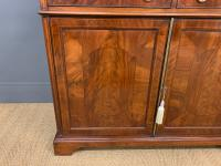 Edwardian Inlaid Mahogany Bookcase (10 of 21)