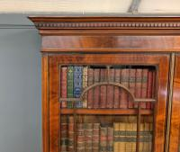 Edwardian Inlaid Mahogany Bookcase (15 of 21)