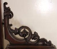 Victorian Mahogany Dressing Chest / Mirror c.1860 (5 of 14)