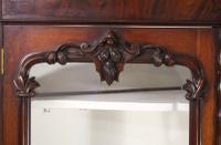Large Victorian Mahogany Corner Cabinet (6 of 12)