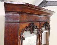 Large Victorian Mahogany Corner Cabinet (2 of 12)