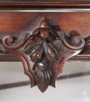 Large Victorian Mahogany Corner Cabinet (7 of 12)