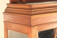 Edwardian Inlaid Mahogany Display Cabinet c.1900 (6 of 7)