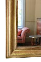 19th Century Quality Gilt Overmantle Wall Mirror (5 of 6)