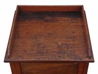 Mahogany Bedside Table / Cupboard / Cabinet (2 of 9)