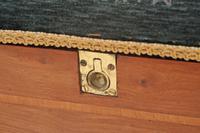 Edwardian Inlaid Walnut Piano Music Stool / Dressing Table Stool (10 of 10)