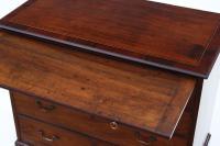 Georgian Mahogany Chest of Drawers c.1780 (4 of 13)