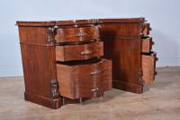 Pair of Victorian Mahogany Bedside Chests of Drawers (5 of 5)