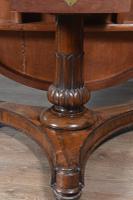Large Regency Rosewood Breakfast Table (4 of 4)
