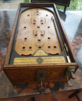 The Advance Pin Table 1920s Gwo Oak Case (Free Shipping to Mainland England)