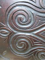 North Country Panels Carved Depicting English Gentleman 1660 (Free Shipping to Mainland England) (10 of 10)