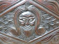 North Country Panels Carved Depicting English Gentleman 1660 (Free Shipping to Mainland England) (9 of 10)