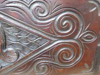 North Country Panels Carved Depicting English Gentleman 1660 (Free Shipping to Mainland England) (8 of 10)