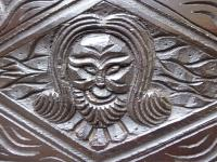 North Country Panels Carved Depicting English Gentleman 1660 (Free Shipping to Mainland England) (3 of 10)