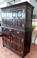 Country Oak Hall 1760 Cupboard Splits Into 2 (Free Shipping to Mainland England) (3 of 8)
