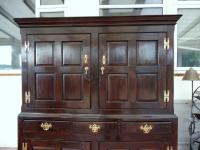 Country Oak Hall 1760 Cupboard Splits Into 2 (Free Shipping to Mainland England) (7 of 8)