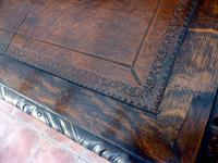 Country Oak Edwards & Roberts Partners Desk (Free Shipping to Mainland England) (4 of 8)