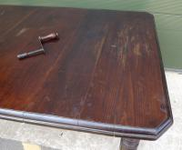 Victorian Mahogany Wind-Out Dining Table (5 of 7)