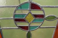 Pair of Victorian Leaded Stained Glass Windows (4 of 4)