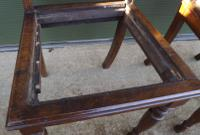 Pair of Antique Victorian Oak Hall Chairs (5 of 8)