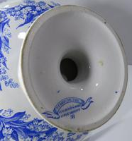 19th Century Terre De Fer Ceramic Tazza Serving Dish (4 of 7)