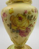 Royal Worcester Hand-Painted Small Vase (2 of 4)