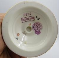 Royal Worcester Hand-Painted Small Vase (3 of 4)