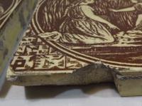 Set of 6 Victorian Minton, Hollins & Co. Biblical Tiles C.1880 (4 of 12)
