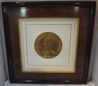 Hubert Goltzius Chiaroscuro Portrait Woodcut of Emperor Julian