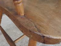 Victorian Slat-Back Country Kitchen Armchair (5 of 8)
