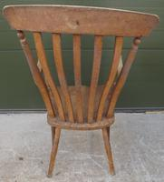 Victorian Slat-Back Country Kitchen Armchair (8 of 8)