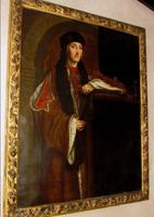 King Henry Seventh after Hans Holbein the Younger Oil Portrait Painting c.1600-1625