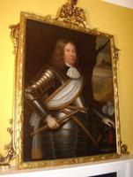 David 2Nd Earl Wemyss Circle David Scougall 17th Century Oil Portrait Painting