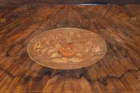Victorian Inlaid Walnut Jardiniere / Planter (5 of 7)