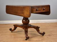 Victorian Mahogany Supper Table