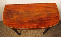 Regency Inlaid Mahogany Card or Games, Table (6 of 7)