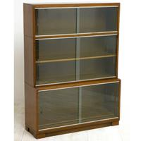 Retro Minty Stacking Bookcase