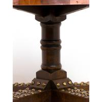 Copper Topped Bar Table (2 of 10)