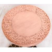 Copper Topped Bar Table (3 of 10)