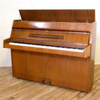 1950s Walnut Piano By Rogers