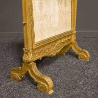 Edwardian Gilded Screen / Table (2 of 5)