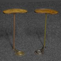 Two 1930s Chair Rests