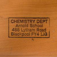 Set of Four Chemistry Laboratory Stools (3 of 8)