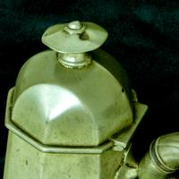 'Georgian Style' Victorian Coffee Pot c.1890 (2 of 8)