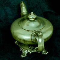 Victorian Tea Pot c.1890 (11 of 11)