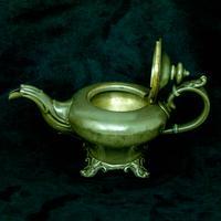 Victorian Tea Pot c.1890 (5 of 11)