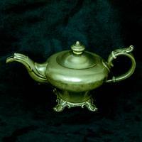 Victorian Tea Pot c.1890