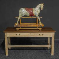 Naïve Victorian Rocking Horse (12 of 12)